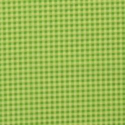 Tissu Frou-frou vichy jardin d'oliviers