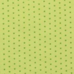 Tissu Frou-frou Etoile jardin d'oliviers