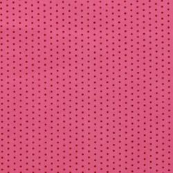 Tissu Frou-frou Etoile Rouge