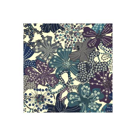 couture tissu liberty  Mauvey B