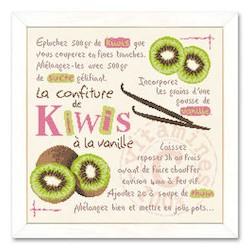 Confiture de kiwis