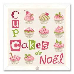 cup cake de noel